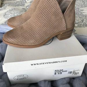 eaa3f6d464b Steve Madden Shoes - Brand new Steve Madden Kolina Stone Booties 8.5
